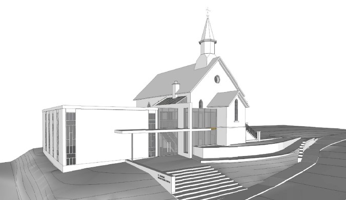 St. Andrew's Renovation