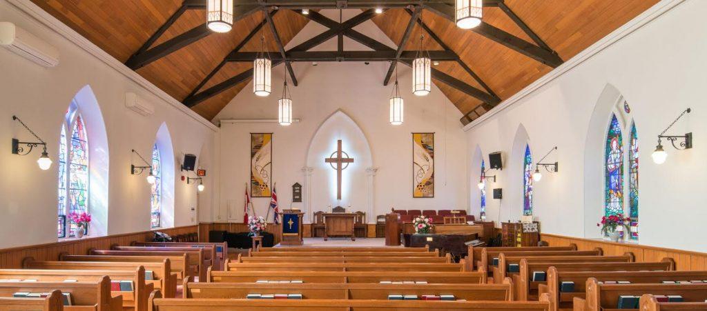 St Andrew's interior 2016
