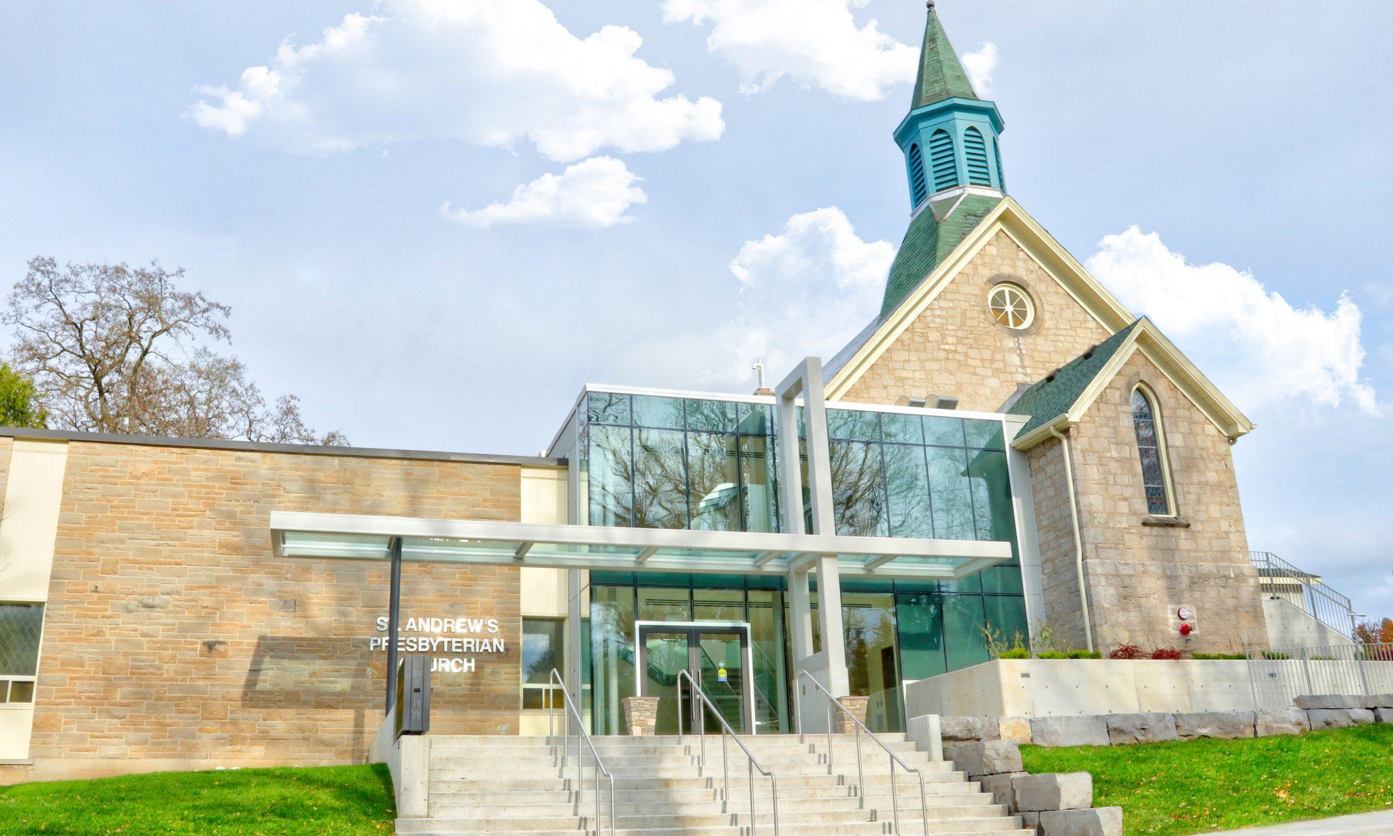 St. Andrew's Presbyterian Church, Ancaster